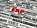 Enterprise Resource Planning Stock Photos