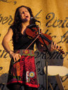 Entertainer Lili Haydn Stock Image