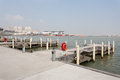 Entertainment complex in Macau Fisherman's Wharf Royalty Free Stock Photo