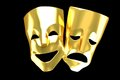 Entertainment Mask Royalty Free Stock Images