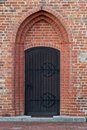 Entrance church Royalty Free Stock Photo