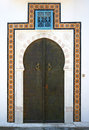 Entrance door Stock Image