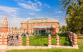 Entrance Hall and the Bread House. Museum-Reserve Tsaritsyno Royalty Free Stock Photo