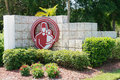 The entrance of shriners hospitals for children main taken in tampa florida international and Stock Photo