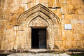 Entrance to the church Royalty Free Stock Photo