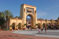 Entrance to Universal Studios in Orlando Royalty Free Stock Photo