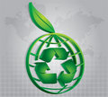 Environmental icon Stock Photo