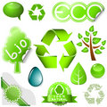 Environmental set Royalty Free Stock Photo