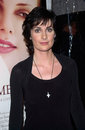 Enya singer songwriter at the los angeles premiere of sweet november feb paul smith featureflash Royalty Free Stock Photography