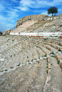 Ephesus Amphitheater Royalty Free Stock Photos