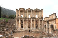 Ephesus ancient greek ruins anatolia turkey Stock Photos