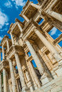 Ephesus ruins Turkey Stock Photo