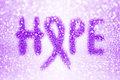 Epilepsy Or Domestic Violence Awareness