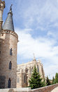 The Episcopal Palace in Astorga Royalty Free Stock Photography
