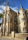 Episcopal Palace in Astorga Stock Photos