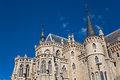 Episcopal palace, Astorga Royalty Free Stock Image