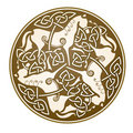 Epona celtic symbol Stock Photos