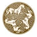 Epona celtic symbol