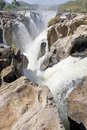 Epupa waterfalls Royalty Free Stock Image
