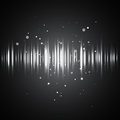 Equalizer Wave Background Royalty Free Stock Photo