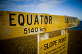 Equator Royalty Free Stock Photos