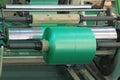 Equipment for manufacture plastic bags