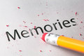 Erasing Memories Stock Photos