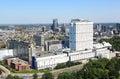 Erasmus Medical Center Rotterdam, Netherlands Royalty Free Stock Photo
