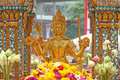 Erawan Shrine Royalty Free Stock Image