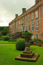 Erddig Hall Stock Photo