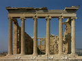Erechteion Temple Royalty Free Stock Photo