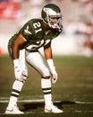 Eric Allen, Philadelphia Eagles Royalty Free Stock Photo