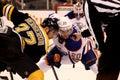 Eric Belanger Edmonton Oilers Royalty Free Stock Photo