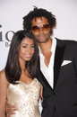 Eric Benet,Kelly Stone Stock Photography