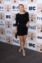 Erika christensen at the film independent spirit awards santa monica beach santa monica ca Stock Photos