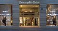 Ermenegildo zegna shop in quadrilatero d oro on the rectangle of gold fashion district milan italy Stock Photos