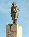 Ernesto Che Guevara Memorial Royalty Free Stock Photos