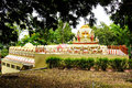 Erode park it place in tamil nadu voc Royalty Free Stock Photography