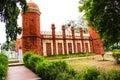 Erode park it place in tamil nadu voc Royalty Free Stock Images