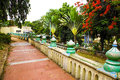 Erode park it place in tamil nadu voc Royalty Free Stock Photo