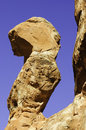 Eroded rock Royalty Free Stock Photography