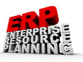 ERP Enterprise Resource Planning Stock Images