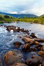 Erriff River Royalty Free Stock Photography