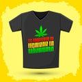 Es momento de legalizar la Marihuana - It`s time to legalize Marijuana spanish text