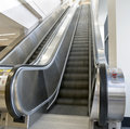Escalator Up Stock Images