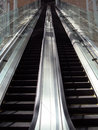 Escalators Stock Photos