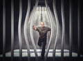 Escape from jail Royalty Free Stock Image