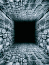 Escape Tunnel Royalty Free Stock Photo