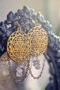 Esoteric earrings