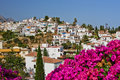 Espagnol de solénoïde de costa del landscape nerja Image libre de droits